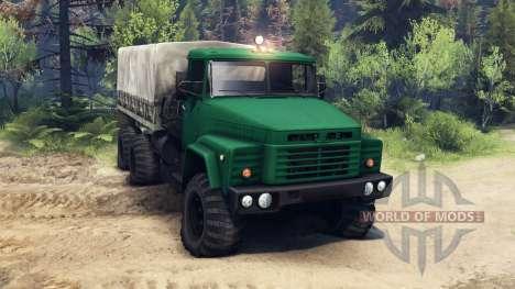 Kraz-260 pour Spin Tires