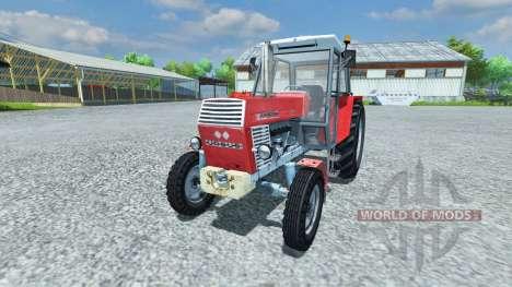 URSUS 1201 v2.0 Red pour Farming Simulator 2013