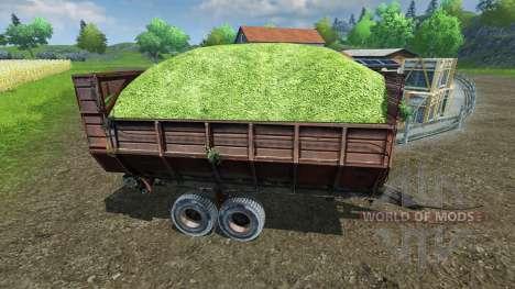 Trailer PIM-40 für Farming Simulator 2013