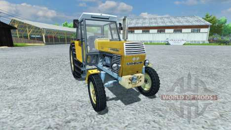 URSUS 1201 v2.0 Yellow pour Farming Simulator 2013