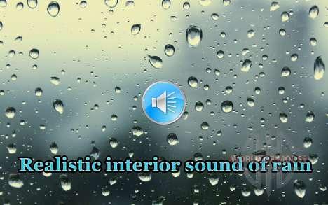 Le son réaliste de pluie pour Euro Truck Simulator 2