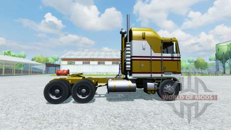 Kenworth K100 pour Farming Simulator 2013