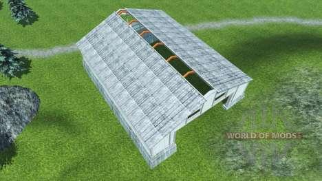 Posté pavillons pour Farming Simulator 2013