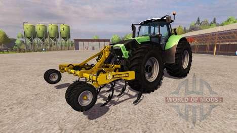 Cultivateur Agrisem pour Farming Simulator 2013