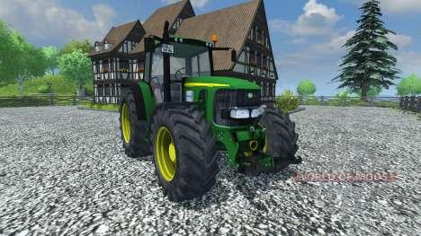 John Deere 6920 pour Farming Simulator 2013