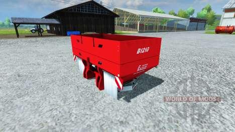 Rauch Axera B1210 v2.0 pour Farming Simulator 2013