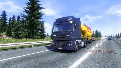 Plus le traffic IA v2.0 pour Euro Truck Simulator 2