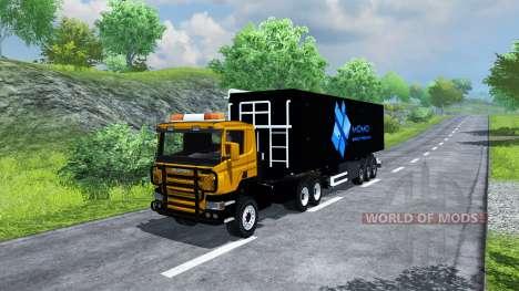 Semi-MOMO für Farming Simulator 2013