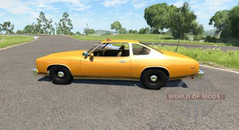 Bruckell Moonhawk Sedan & Station wagon pour BeamNG Drive