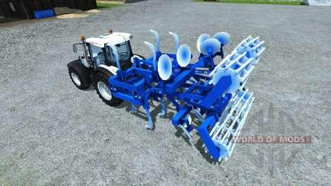Cultivateur Gel Mauvais Coup pour Farming Simulator 2013