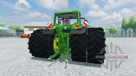 John Deere 7530 Premium v2.0 pour Farming Simulator 2013
