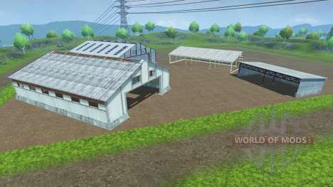 Gepostet Pavillons für Farming Simulator 2013