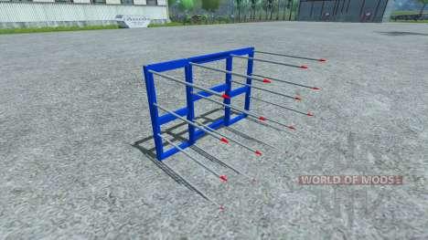 Fourches pour le chargement de la non-original b pour Farming Simulator 2013