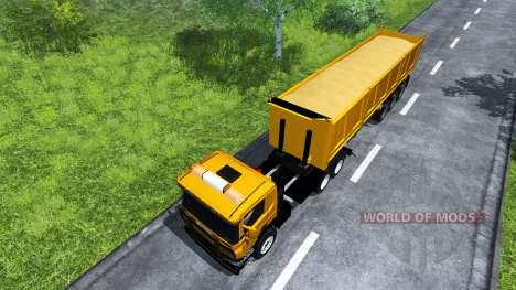 Semi KOGEL Agroliner für Farming Simulator 2013