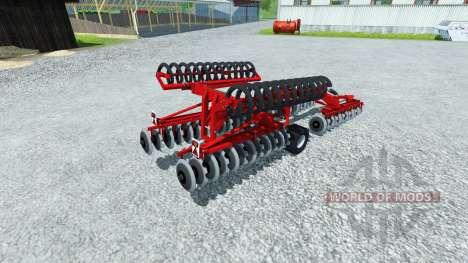 Harrow Vicon Discotiller 6.3 XR pour Farming Simulator 2013