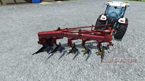Pflug Kuhnerkw für Farming Simulator 2013