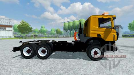 Scania R380B pour Farming Simulator 2013