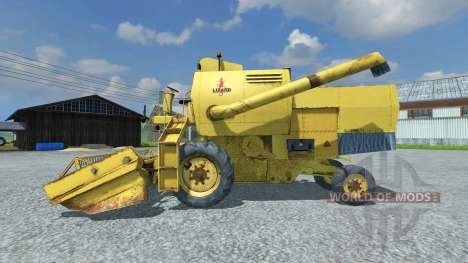 Lizard 7210 pour Farming Simulator 2013