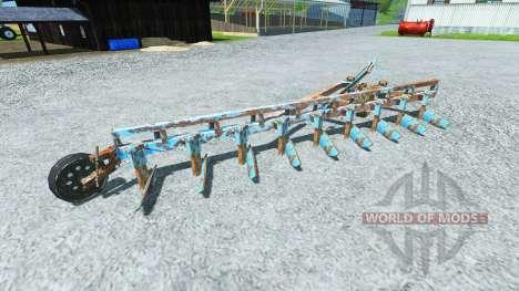 Der Pflug PLN-9-35 für Farming Simulator 2013
