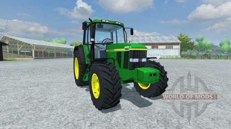John Deere 6506 v1.5 für Farming Simulator 2013