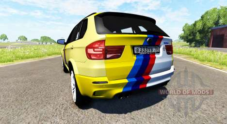 BMW X5M pour BeamNG Drive