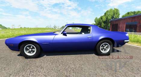 Pontiac Firebird 1970 pour BeamNG Drive
