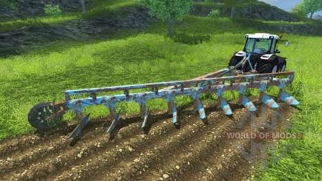 La charrue PLN-9-35 pour Farming Simulator 2013