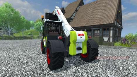 Chariot élévateur CLAAS Scorpion 7040 VariPower pour Farming Simulator 2013