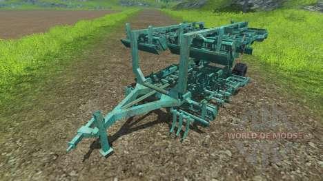 La PAC cultivateur - 6 Cardinal pour Farming Simulator 2013