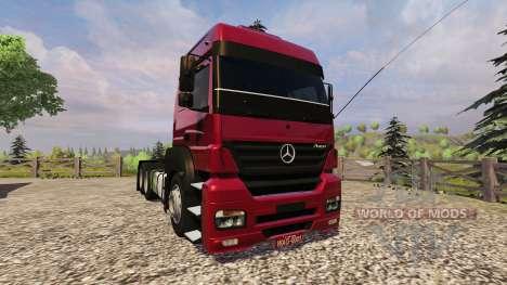 Mercedes-Benz Axor pour Farming Simulator 2013