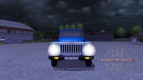 GAZ-53 Entretien pour Farming Simulator 2013