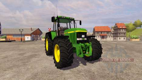 John Deere 7710 v2.1 für Farming Simulator 2013