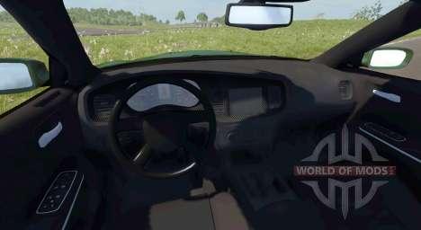 Dodge Charger SRT8 v2.0 für BeamNG Drive