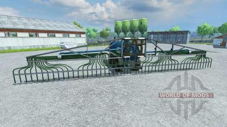 Trailer Garantptr 25000 Profi für Farming Simulator 2013