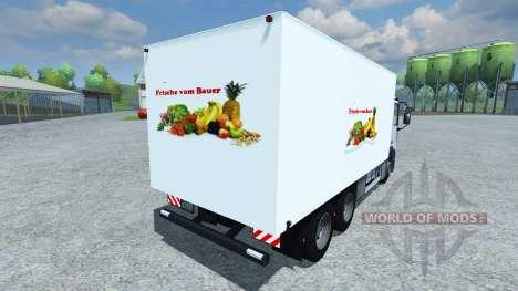 LKW Koffer für Farming Simulator 2013