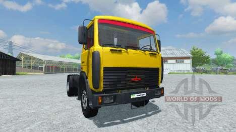 MAZ-54331 pour Farming Simulator 2013