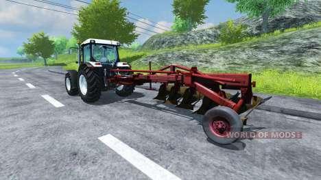 Charrue Kuhnerkw pour Farming Simulator 2013