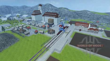 Petite ferme pour Farming Simulator 2013