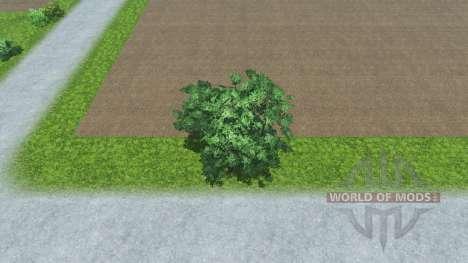 Hébergé arbres pour Farming Simulator 2013