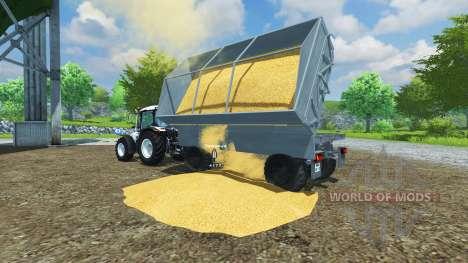 Trailer Fortschritt HW60 v2.0 für Farming Simulator 2013