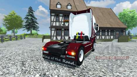 Scania R560 v3.0 pour Farming Simulator 2013