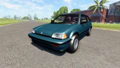 Honda Civic Si 1986