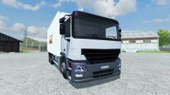 Camion Koffer