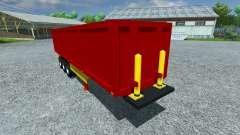 Die semi-trailer Schmitz SKI-50