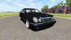 Mercedes-Benz E420 W124 tuning