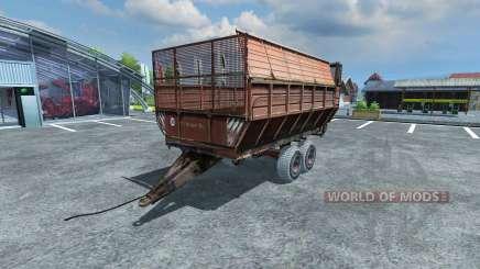 Remorque PIM-40 pour Farming Simulator 2013