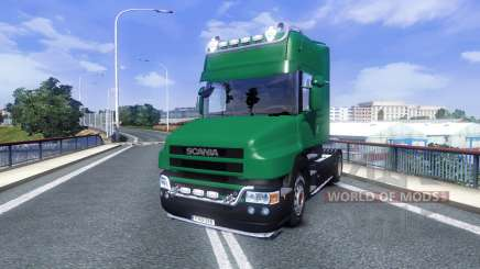 Scania T500 Mark 2 black parts pour Euro Truck Simulator 2