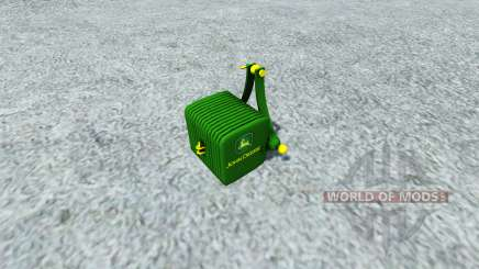 Le contraste John Deere v1.1 pour Farming Simulator 2013