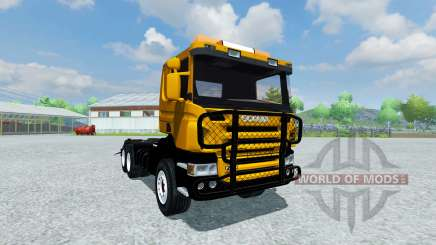 Scania R380B pour Farming Simulator 2013