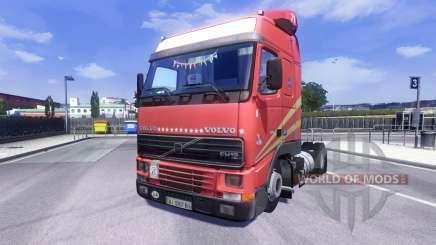 Volvo FH12 Globetrotter pour Euro Truck Simulator 2